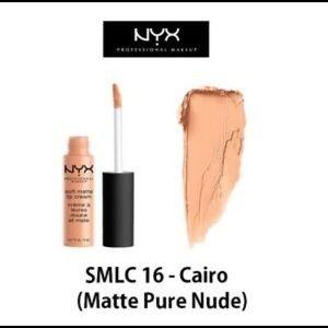 NYX Soft Matte Lip Cream - Smlc16 Cairo
